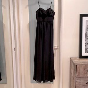 Like new, worn once prom or bridesmaid dress